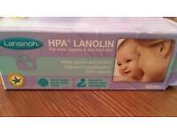 Lanolin nipple cream (never used)