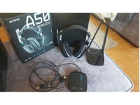Astro A50 Headset (PS4/PC), (2 months of use) Decided to use other headset which i have