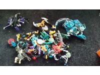 LEGO RANDOM TECHNIC BIONICLES PLUS SPIDER ETC
