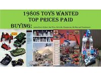 1980s Toys Wanted - Action Force Star Wars M.A.S.K. HE-MAN, THUNDERCATS etc