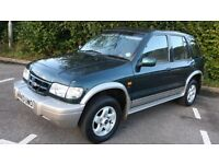 Kia Sportage 4x4. Only 39000 miles from new. 11 months MOT.