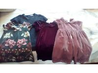 Girls Next Clothes age 4 and 4-5years. Hardly worn. Great condition