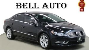 2013 Volkswagen CC SPORTLINE LEATHER SUNROOF BACK UP CAMERA