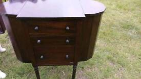 Sewing cabinet £50
