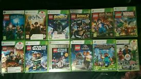 Xbox 360 games. £10 each, or 2 for £15 or 3 for £20