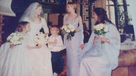 Wedding dress maker, seamstress, dressmaker, alterations, bridesmaids, special occasion wear.