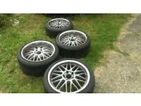 18 inch bmw alloys