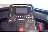 Reebok treadmill little used