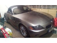 For sale Z4, BMW serviced, 2 0wner from new