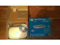 Netgear DG814 DSL modem router