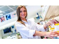 Recruiting Full/Part Time Pharmacy Staff NOW - FOUR MARKS, ALTON