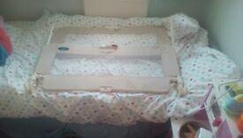 Baby start bed rails