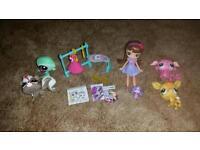 Littlest pet shop blyth doll