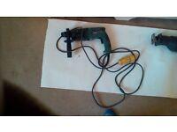 Makita 110 volt power drill