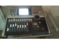 CLASSIC AW2816 16 track multitrack with built in cd drive
