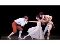 Manon (ballet), Royal Opera House