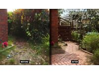 London Gardening services- Regular Garden maintenance -Roof Cleaning-Leaf Clearing / blowing -