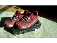 Art shoes, red, size 40, excellent condition
