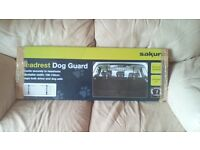 Dog Guard suitable for any car.