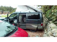 Mazda bongo Friendee 2.5 diesel automatic for sale low mileage 4 wheel drive long mot