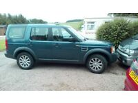 For sale ,Landrover discovery 3, 6 speed manual