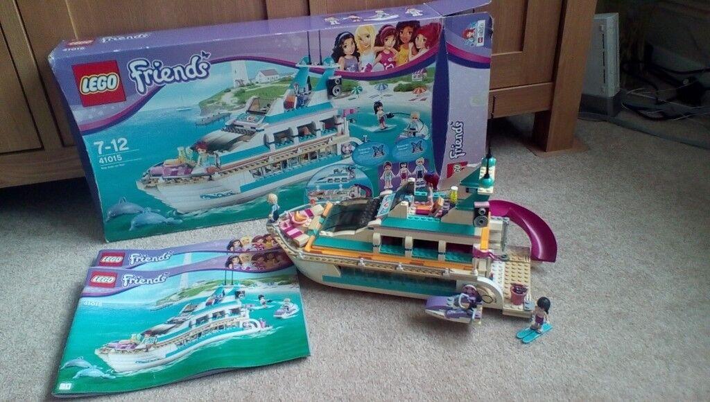 Lego Friends Dolphin Cruiser | in Colchester, Essex | Gumtree