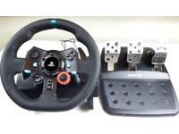 G29 sterling wheel ps4/pc