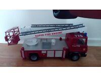 Super fire engine