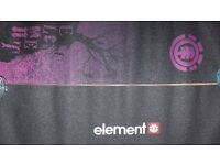 2x Element Griptape Skateboard Skateboarding Grip Tape Skate