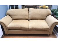 Selling 2 X Large 2 seater Sofas from Laura Ashley Mortimer Range (Very Good Condition)