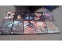 10 Horror Dvd Movies Free Delivery