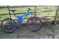 Specialised FSR Enduro mountain bike full suspension
