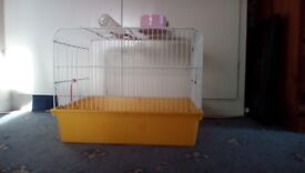 Hamster / gerbil or small rodent cage
