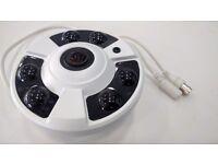 Fish Eye 360° 1080P HD Security CCTV Camera Home Surveillance PAL