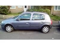 Renault Clio (2000) (spares or repairs) *driveaway*