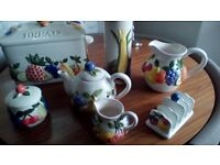 Rayware china collection of 7 pieces all good condition