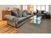 2 X Raft Sofas 3.5 seater Lincoln Sofa AND Chair and a Half
