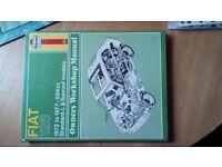 FIAT 126 workshop manual