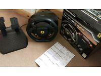 Thrustmaster Ferrari 458 Italia Racing Wheel and pedals Xbox 360
