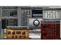 MUSIC/AUDIO PLUG-INS for MAC/ PC