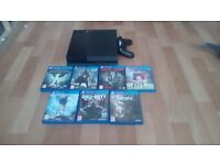 Fully working ps4 with games swap for xbox one (open to any offers)