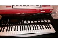 !!!!!!!!!! BRAND NEW UNUSED !!!!!!!!!! Akai Advance 49 MIDI Controller Keyboard