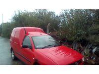 VW CADDY DIESEL SPARES REPAIR £175