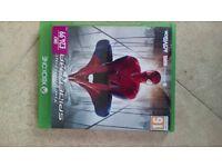 "xbox one game ""The Amazing Spiderman"""