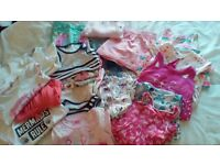 9 motnhs to 2 yrs girls clothes bundle