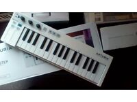 Arturia Keystep Midi Controller And CV/Gate