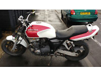 1993 Honda CB1000 super four , spares or repair , streetfighter project
