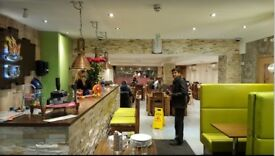Fully furnished restaurant for sale with 10 years lease remaining..A3 LICENSE FULLY READY TO GO