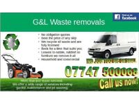 Waste removal / House clearance