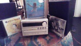 PANASONIC HIFI MP3 CDUSB PLAYBACK